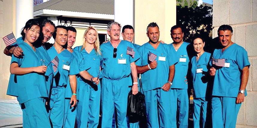 Sept-2016 Dental Implant Course - Live Patient Program