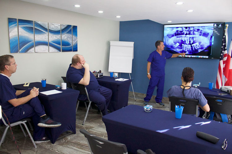 Dental Implant Training Live Patient Program