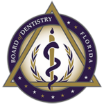 Board of Dentistry Florida logo