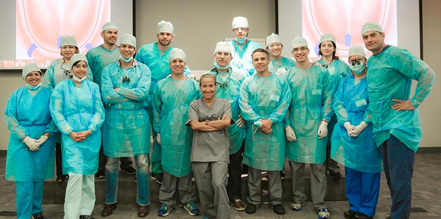 May-2015 Comprehensive Surgical Dental Implant Program