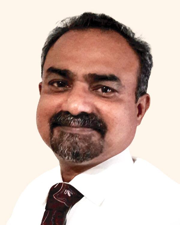 Dr Laxman Kumar