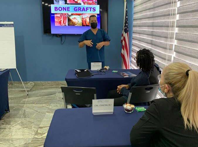 ITC Seminar 2021-05 Dental Implant Live Patient Course