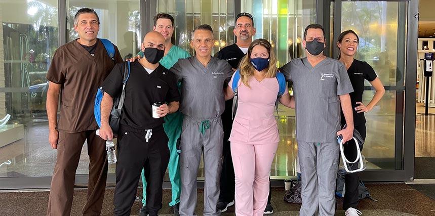 Dental Implant Courses 2021-08 - Live Patient Program