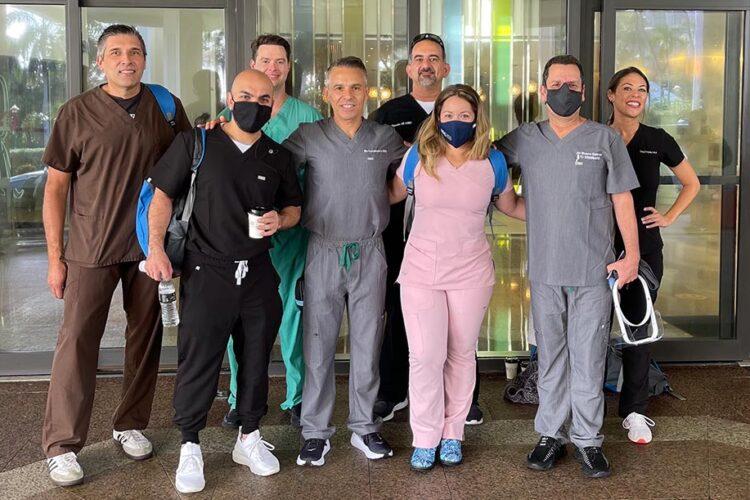 Hands-on Dental Implant Courses 2021-08 - ITC Seminars