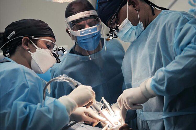 Hands-on Training Dental Implant Courses 2021-08 - Live Patient Program